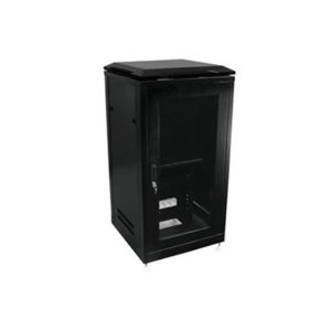 Rack steel cabinet 20U with door Rack steel cabinet 20U with door