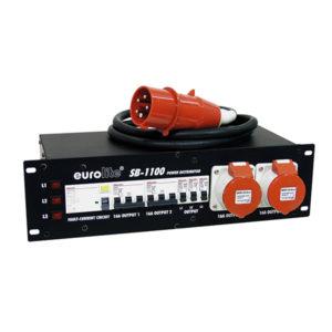 Power Distributor 32A SB-1100 – EUROLITE 30248375 Πίνακες-Διανομείς Ρεύματος Roadcases